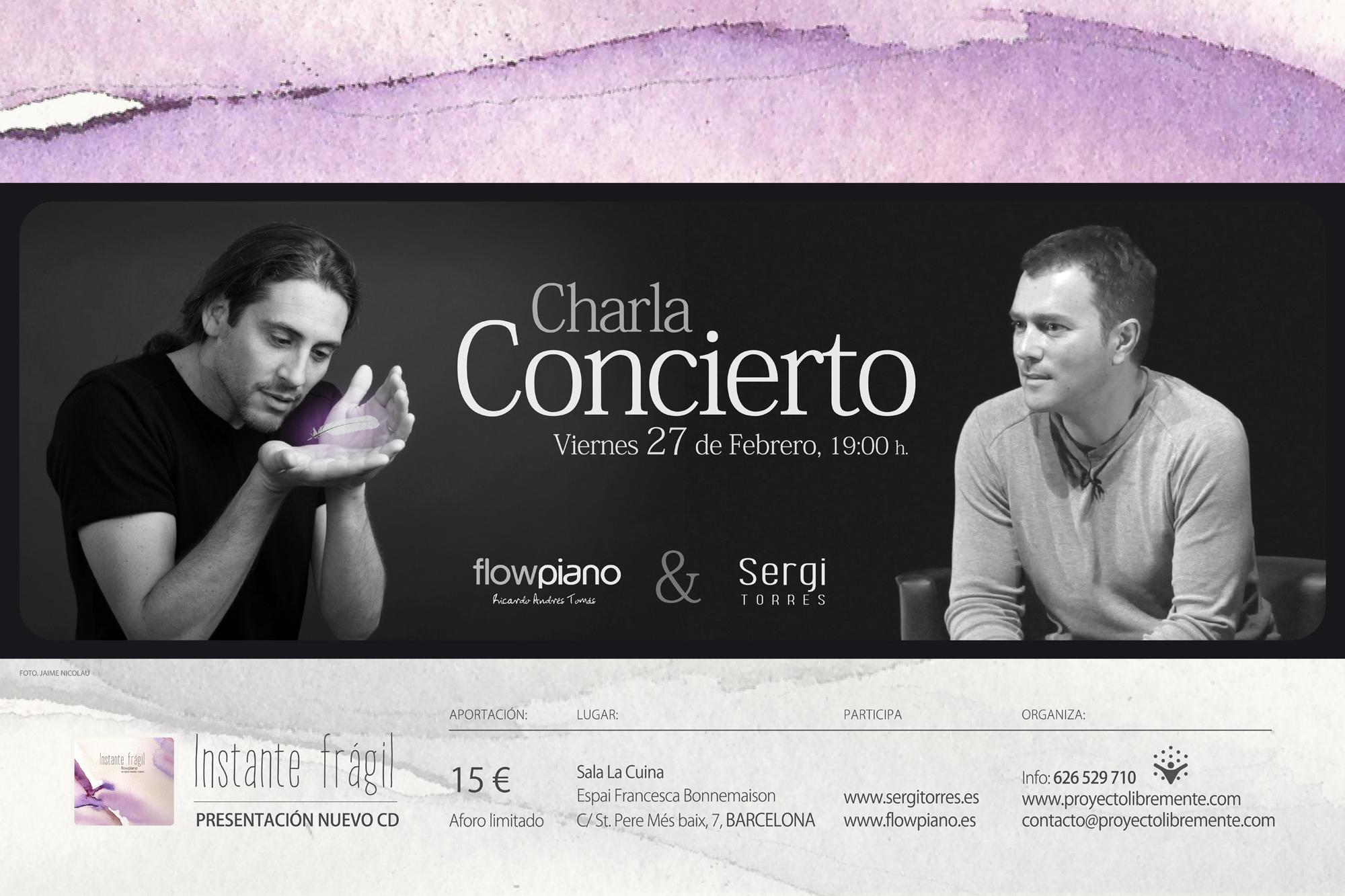 flowpiano Charla-Conciento